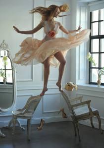 chairs dancing princess