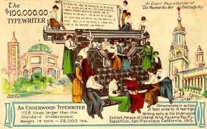 MBHT_1915_Underwood_Large_typewriter_postcard2