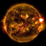 solar eruption