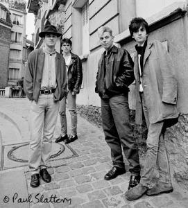 The Smiths Paris 02/12/84