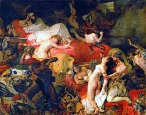 captives-nues-sardanapale