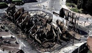 burned church b